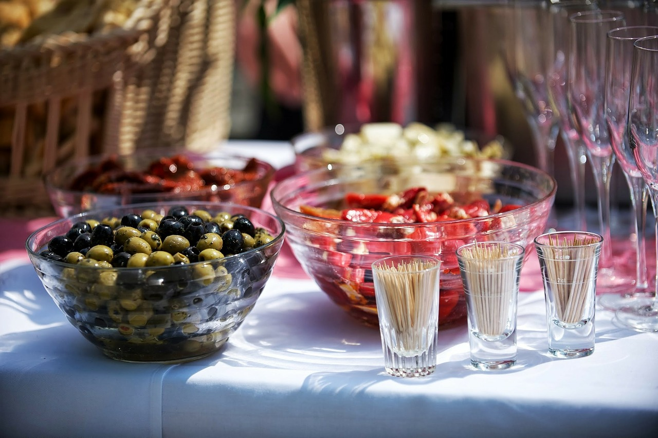 catering events in Melbourne Florida