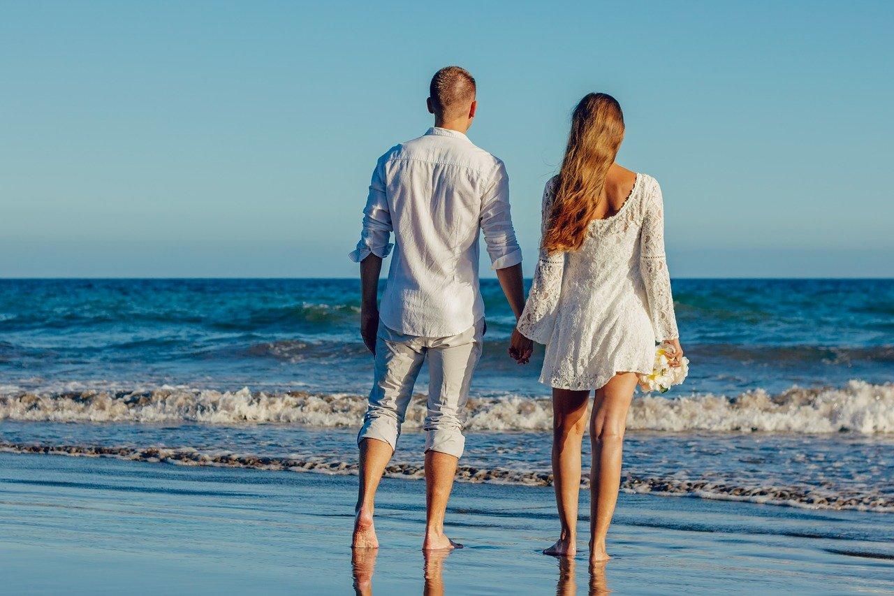 Wedding beach 2021